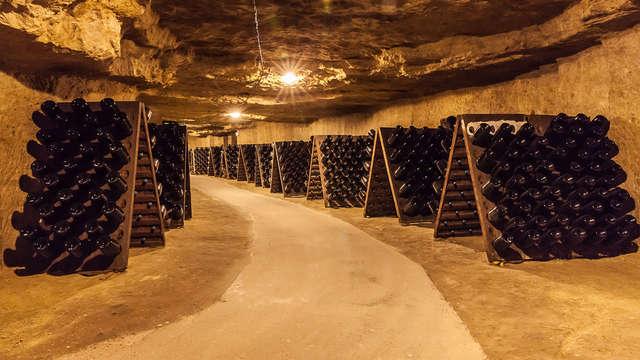 Dégustation des vins de Vouvray à Tours