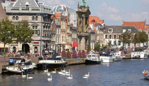 Comfortabel verblijf in het veelzijdige Haarlem!