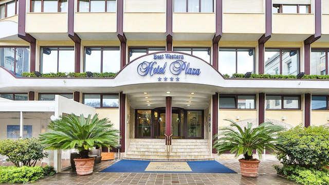 Soggiorno in camera comfort nel cuore di Pescara con late check-out