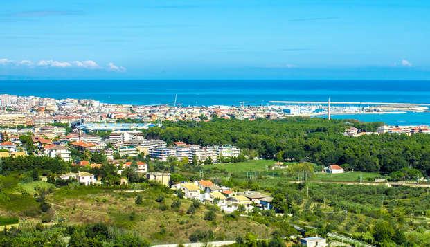 Soggiorno a Pescara nell'esclusivo Best Western Hotel Plaza****