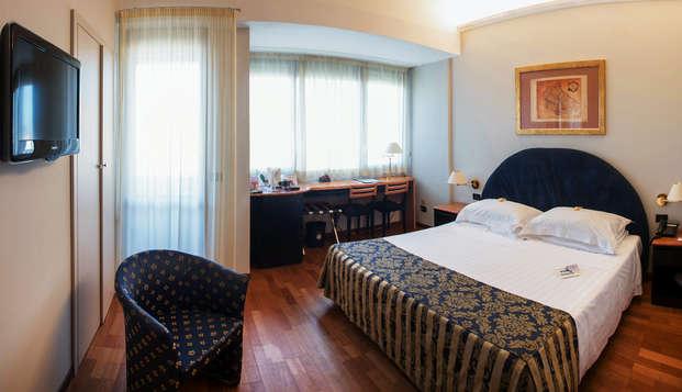 Soggiorno scontato con prenotazione anticipata in hotel 4* a Pescara!