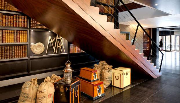 Hotel et Spa le Nouveau Monde - Hall