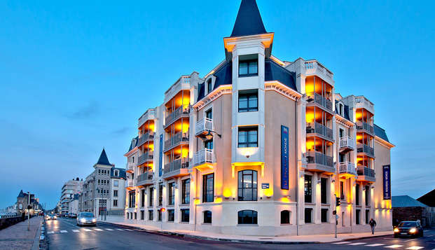 Hotel et Spa le Nouveau Monde - Front