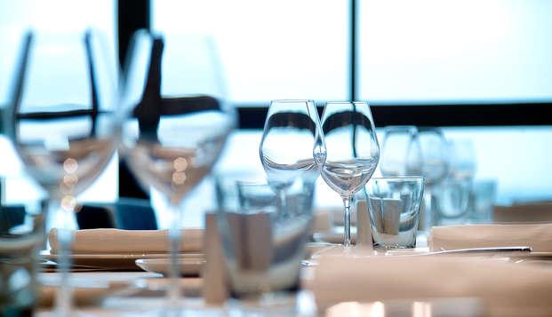 Hotel et Spa le Nouveau Monde - Restaurant