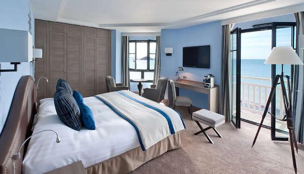 Hotel et Spa le Nouveau Monde - Room