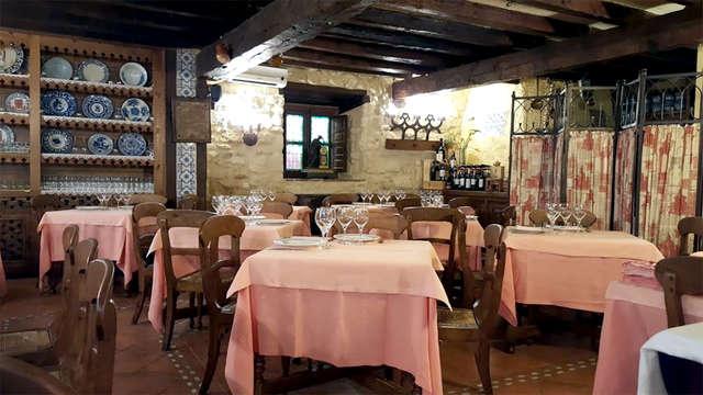Escapada con cena y encanto en un exclusivo palacio del S.XVIII