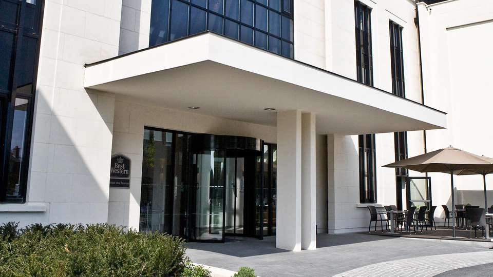 Best Western Hôtel des Francs - edit_exterior.jpg