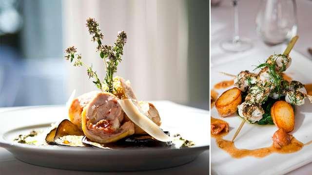 Week-end détente avec dîner aux portes de la Rochelle