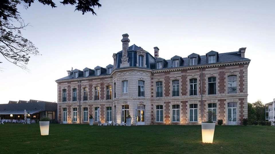 Avis Hotel Et Spa Du Chateau La Rochelle