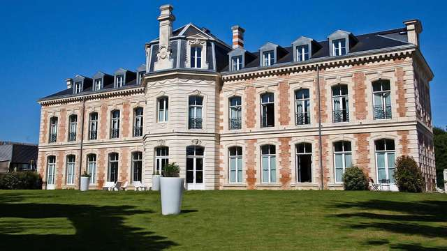 Réservez en avance à l'hôtel du château pour une évasion de charme (Réservation anticipée)