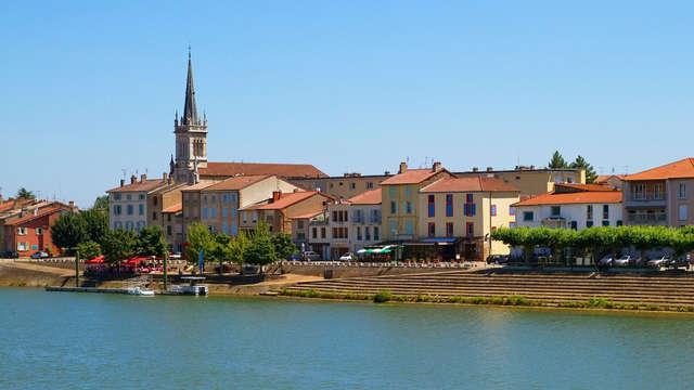 Petite halte en Bourgogne