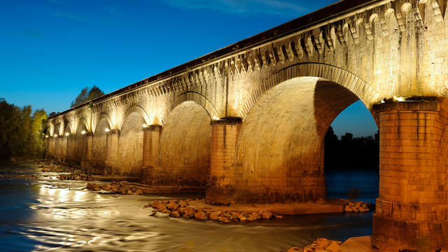 Ressourcez-vous sur les bords de la Garonne, à Agen