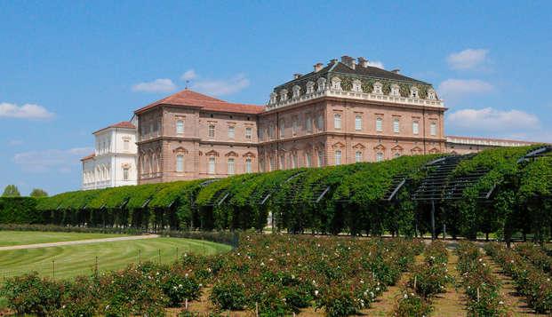 Nel centro storico di Venaria Reale ad un passo da Torino