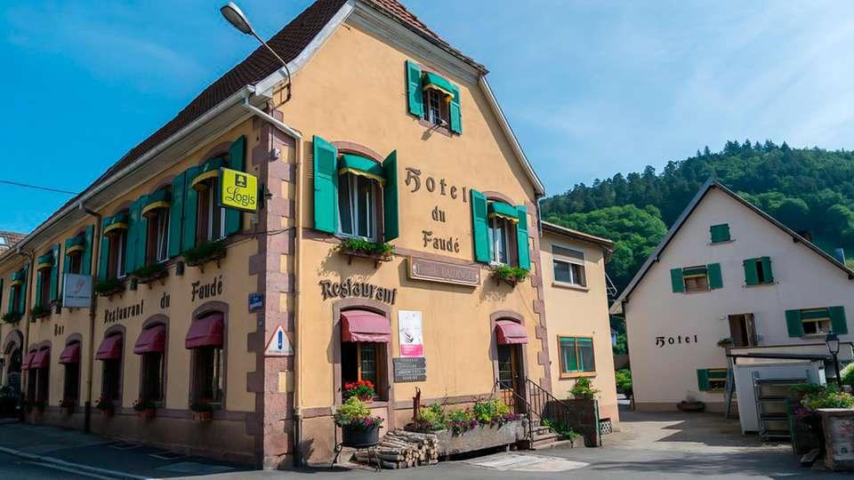 Logis hôtel du Faudé - edit_front934.jpg