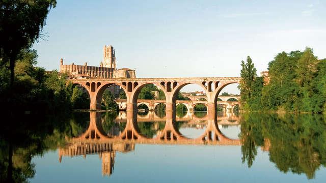 Descubre la ciudad de Albi, sede del arzobispado, en pleno sudoeste francés