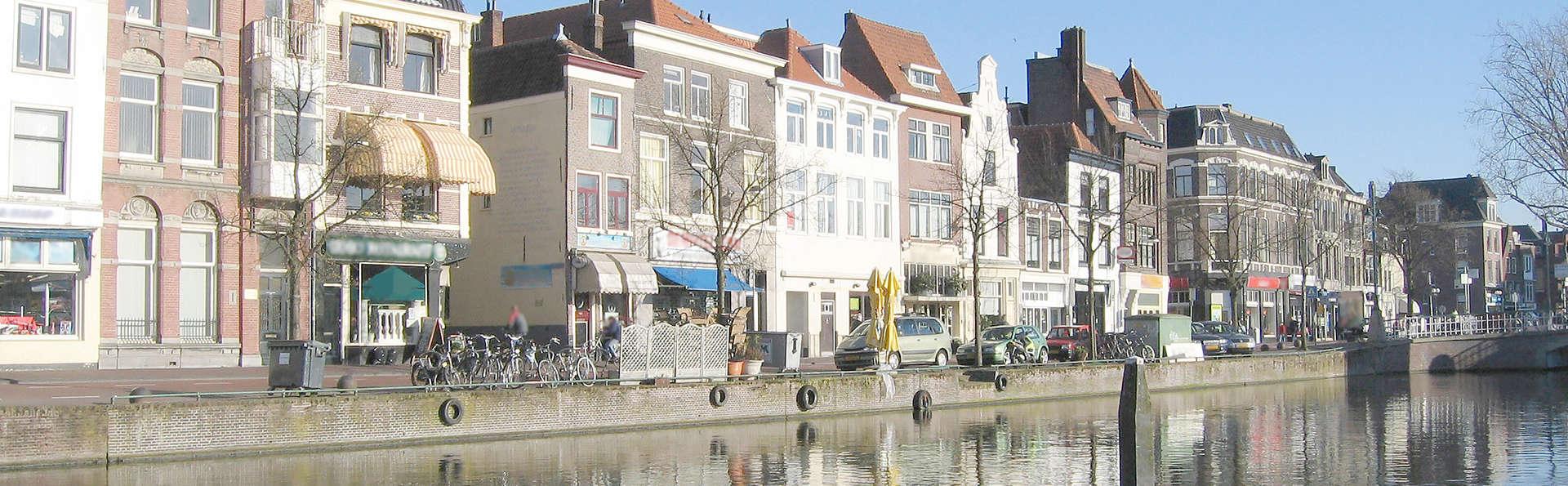 City-trip dans l'accueillante ville de Leiden
