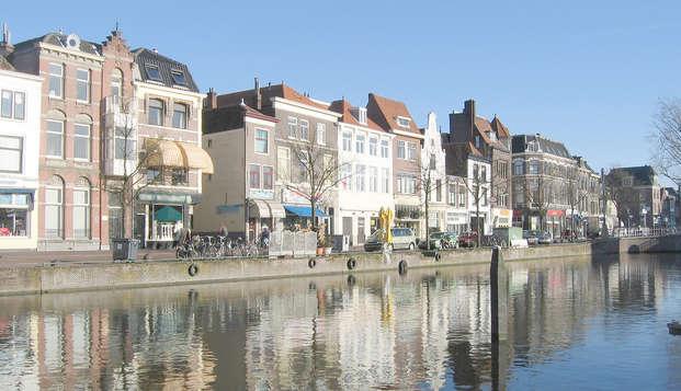 City-trip dans la belle ville de Leiden
