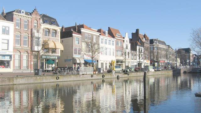 Citytrip naar het gezellige Leiden