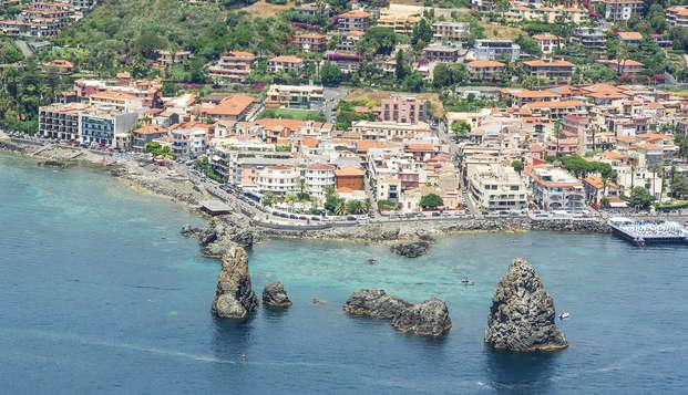 Weekend in Sicilia: 2 notti ad Acitrezza con SPA inclusa