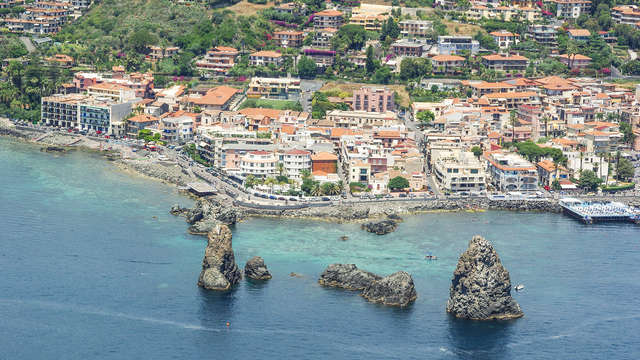 Weekend in Sicilia: 2 notti ad Acitrezza con SPA inclusa