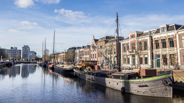 Explorez la ville animée de Leeuwarden et ses alentours