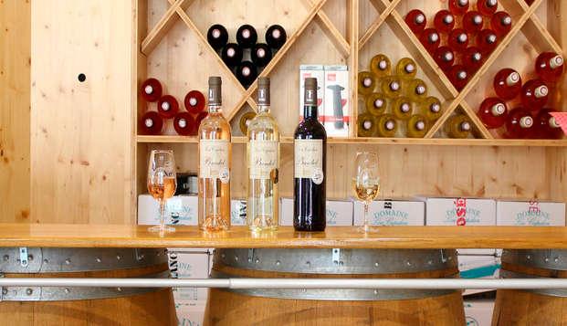 Week-end de charme au cœur de la Provence avec dégustation de vin