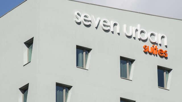 Seven Urban Suites Nantes Centre et Spa - Exterieur US Nantes