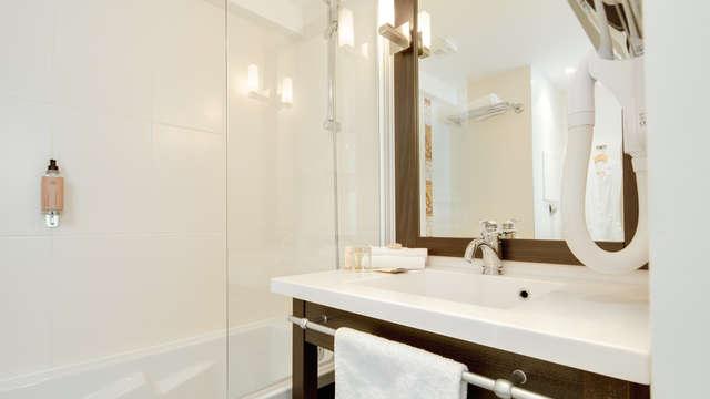 Seven Urban Suites Nantes Centre et Spa - IMG -wide-Modifier