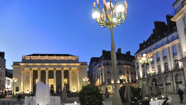 Seven Urban Suites Nantes Centre et Spa