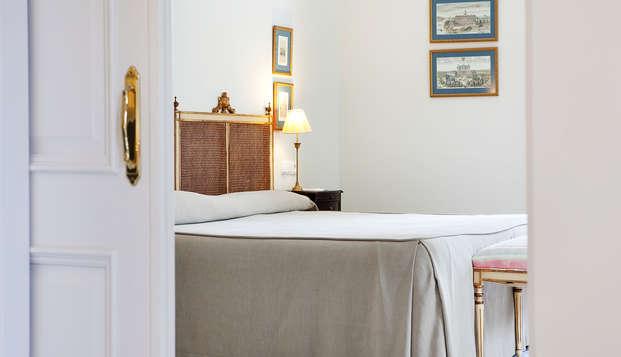 Escapada 5* con bañera de hidromasaje privada en Jerez de la Frontera