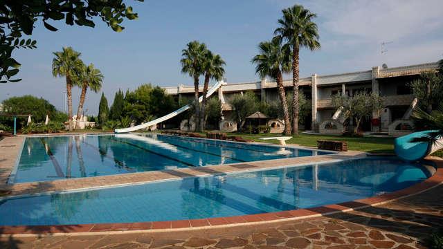 Vacanze a Bari: a due passi dal mare in struttura con parco acquatico