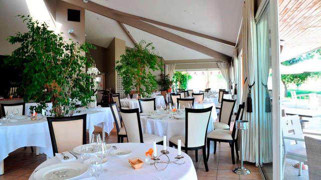 Relais du Silence Les Jardins du Lac - restaurant