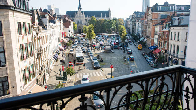 Descubre Bruselas alojándote en un estudio de diseño (hasta 4 personas)