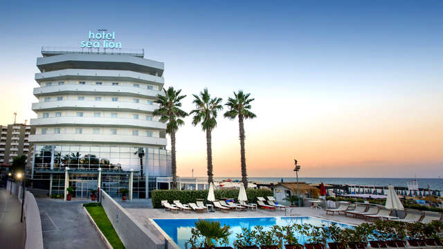 Weekend a Montesilvano: benessere in riva al mare  con spa inclusa