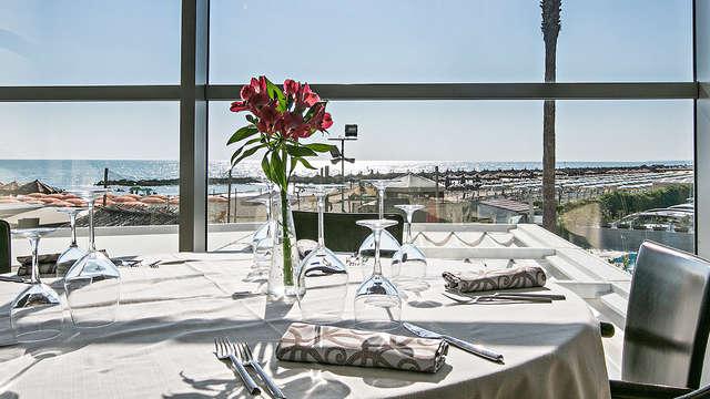 San Valentino sulla costa in Abruzzo con SPA, cena e sorpresa in camera