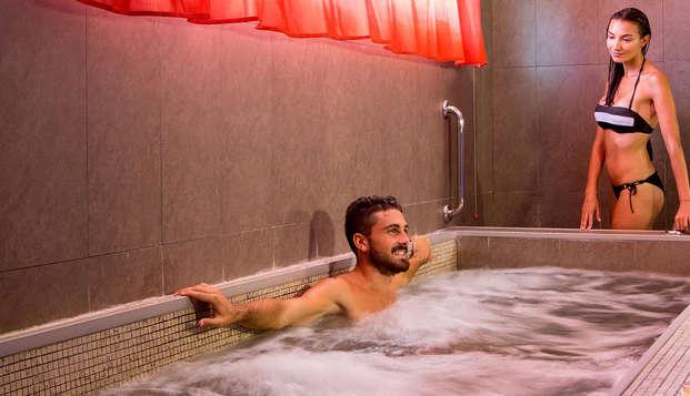 Vacanza in Abruzzo: 3 notti con accesso spa in hotel fronte mare