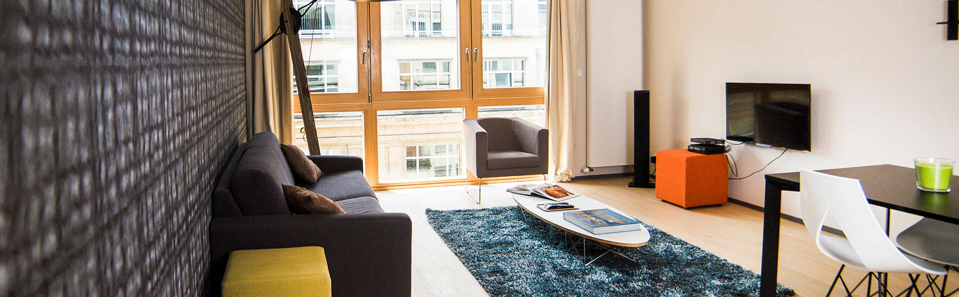 Appartement spacieux au centre de Bruxelles