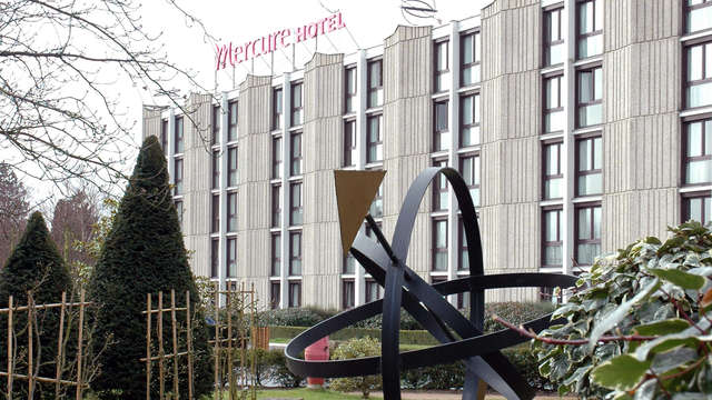 Mercure Lille Metropole - front