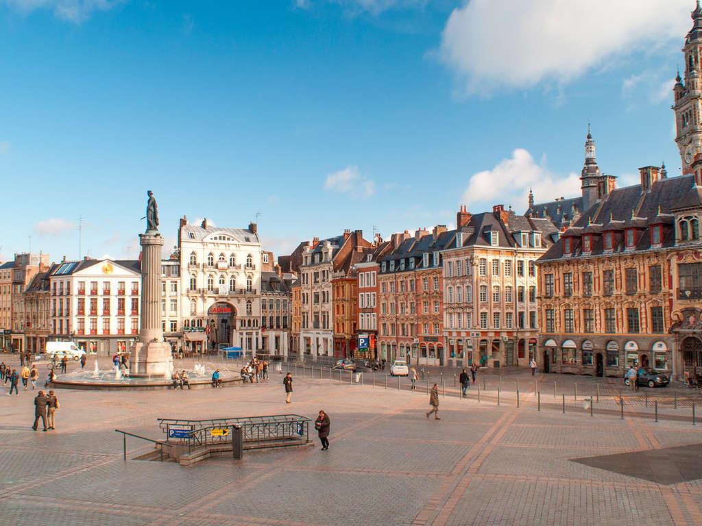 Séjour Nord-Pas-de-Calais - Charme à deux pas de Lille  - 4*