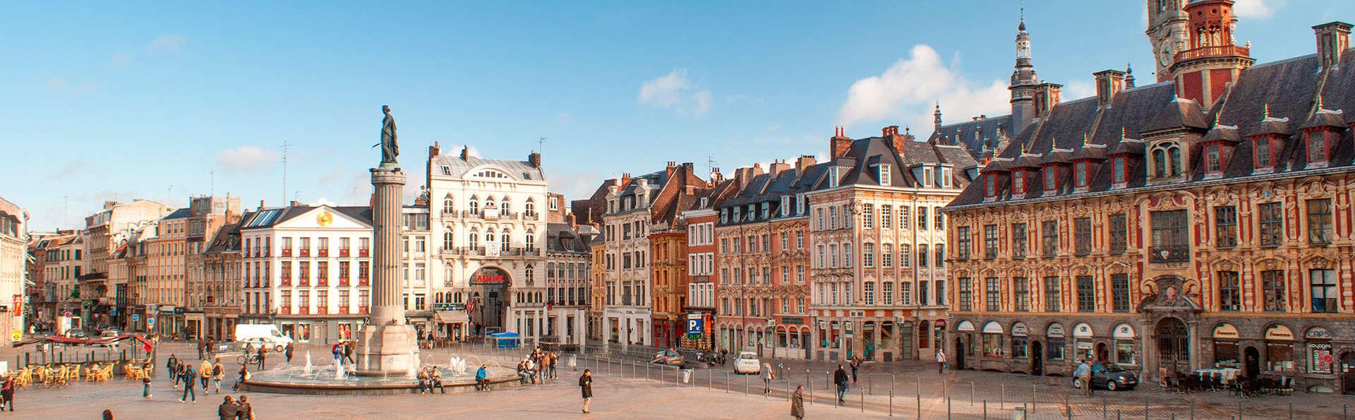 Charme à deux pas de Lille