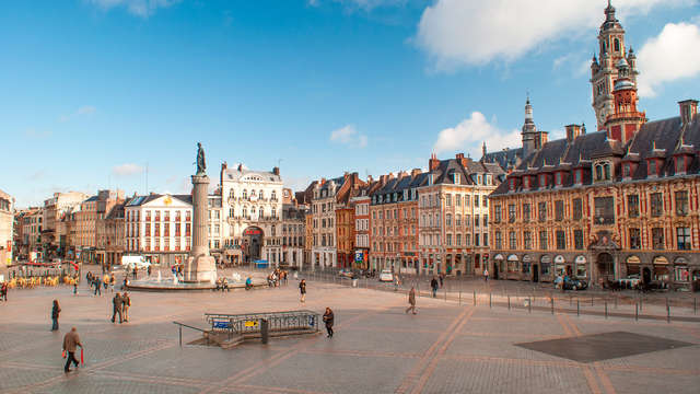 Mercure Lille Metropole - destination