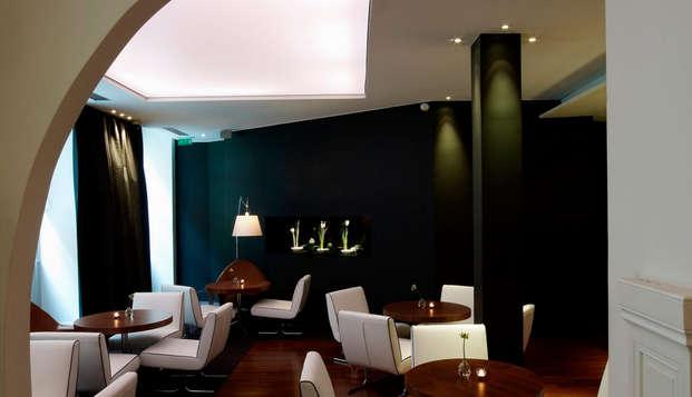 Hotel Le Grand Balcon - bar