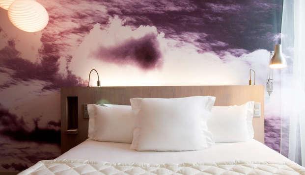 Hotel Le Grand Balcon - room