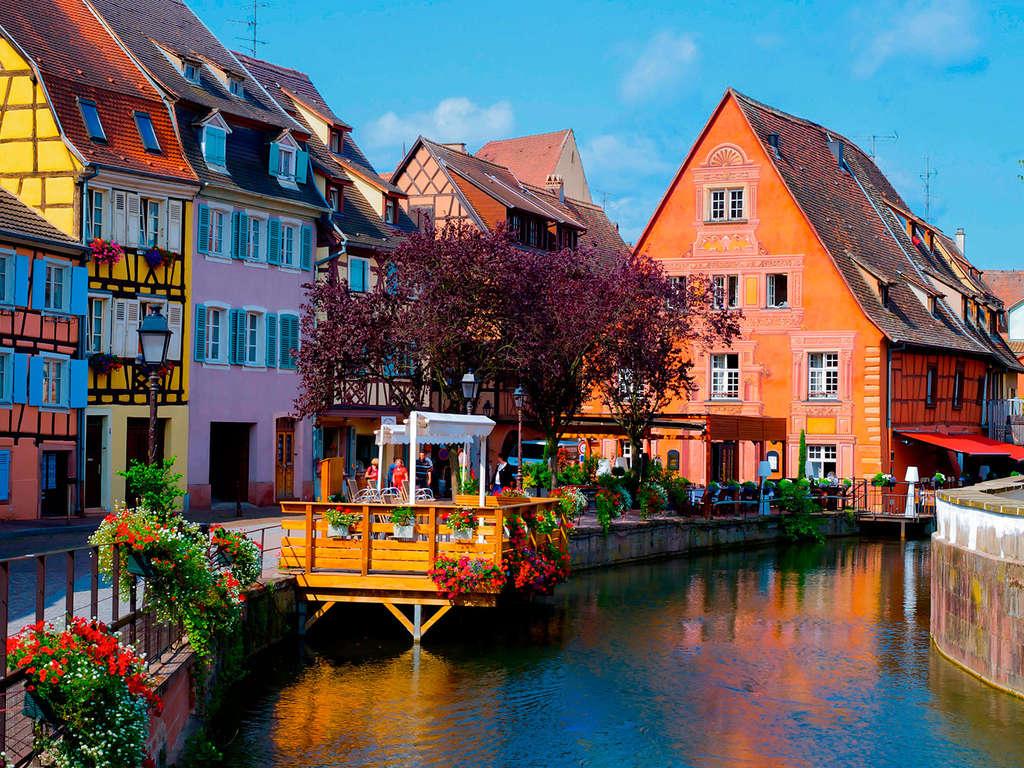 Escapade détente au coeur de l'Alsace 2* - 1