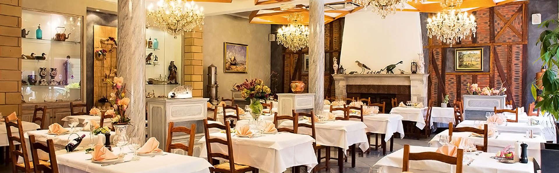 Escapada bienestar con acceso al spa y cena en Saint-Gaudens
