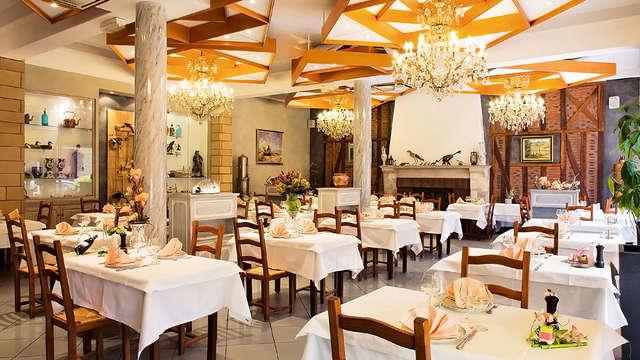 Week-end bien-être avec accès SPA et dîner à Saint-Gaudens