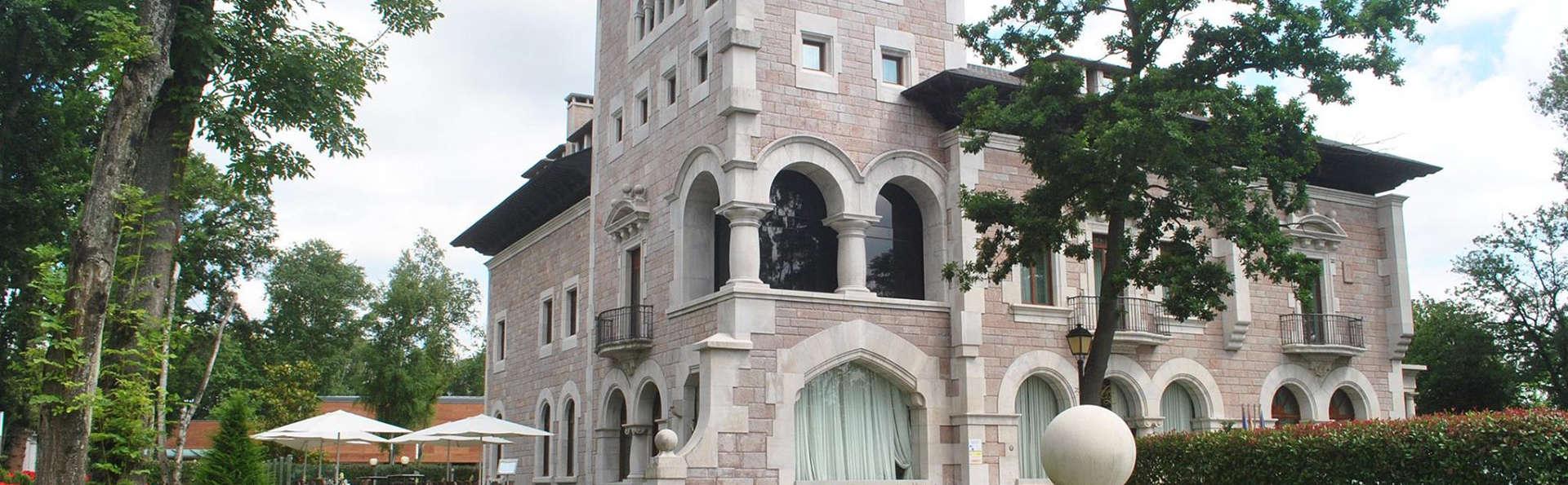 Escapada Relax con acceso al Spa en un antiguo palacete asturiano cerca de Oviedo