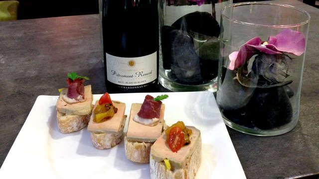 Offre Spéciale Ponts : Séjour gourmand à l'hôtel Fontarabie (à partir de 2 nuits)