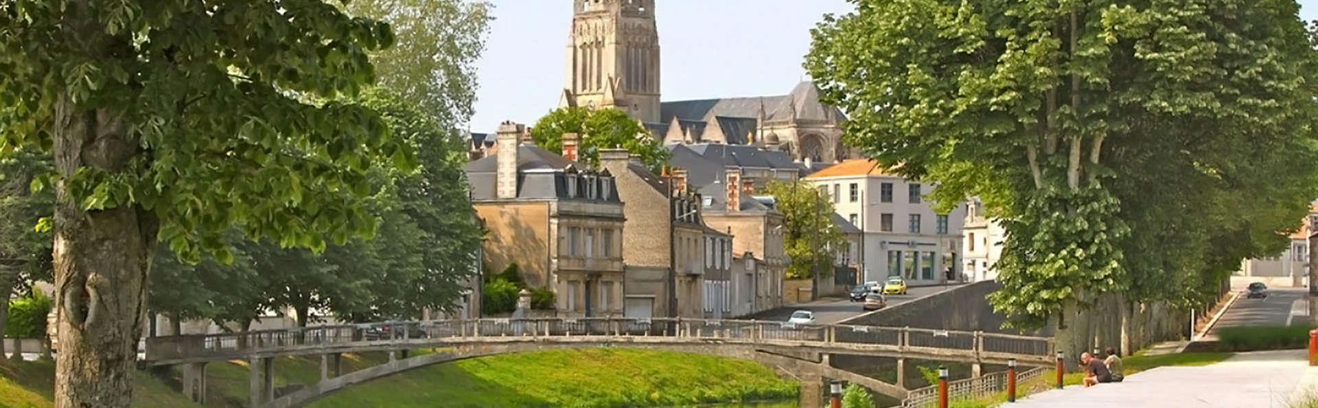 Week-end à Fontenay Le Comte avec dégustation au Domaine Coirier