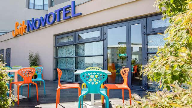Novotel Suites Calais Coquelles